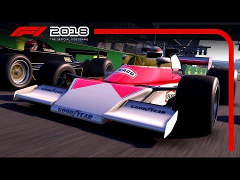 F1 2018   MAKE HEADLINES   Full Classic Car Reveal [DE]