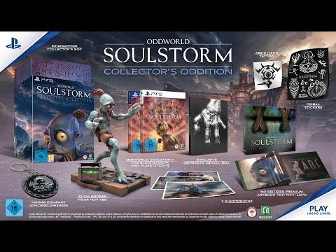 Oddworld: Soulstorm – Release Trailer