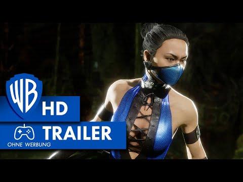 MORTAL KOMBAT AFTERMATH – Klassisch Femme Fatale Skin-Pack Trailer Deutsch HD German (2020)
