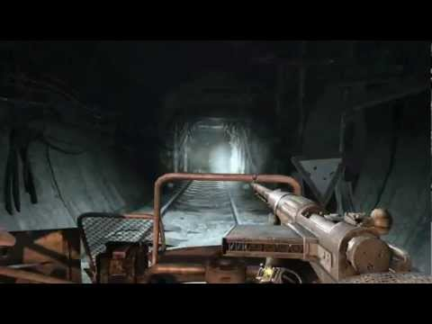 Metro 2033 Last Light Single Player Campaign Gameplay Footage (HD)