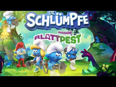 Die Schlümpfe - Mission Blattpest - Gameplay-Trailer