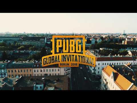 PUBG - Making of the PGI Mural - Berlin