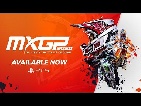 MXGP2020 Launch PS5
