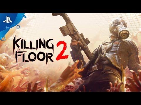 Killing Floor 2 - Full Release Launch Trailer | PS4