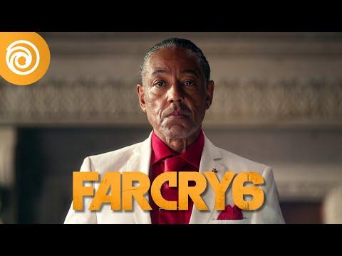 Far Cry 6: Giancarlo tritt dir jetzt entgegen   Ubisoft [DE]