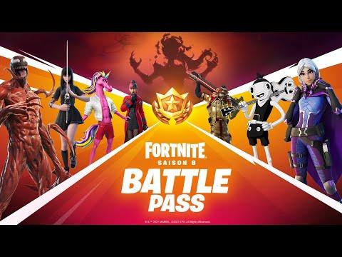 Fortnite Kapitel 2 – Saison 8: Battle Pass-Trailer