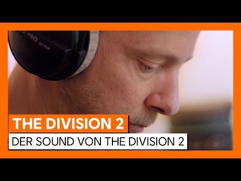 OFFIZIELLER THE DIVISION 2 TRAILER -DER SOUND VON THE DIVISION 2 | Ubisoft [DE]