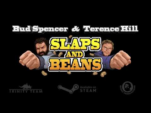 Bud Spencer & Terence Hill - Slaps and Beans - Official Trailer