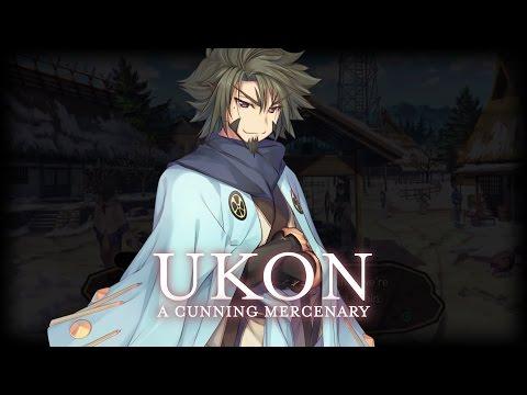 Utawarerumono Mask of Deception - Ukon Trailer [PEGI] [ENG]