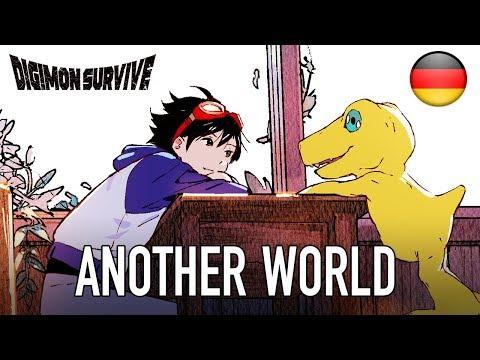 Digimon Survive - PS4/XB1/SWITCH/PC Digital - Another World (Deutsch)