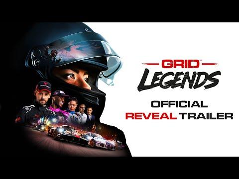 GRID Legends | Offizieller Reveal-Trailer