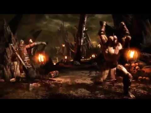 Mortal Kombat X Goro Trailer - (Amazon Exclusive)
