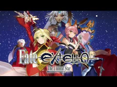 Fate/EXTELLA: The Umbral Star - Launch Trailer