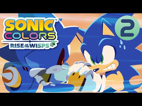 Sonic Colors: Rise of the Wisps - Part 2