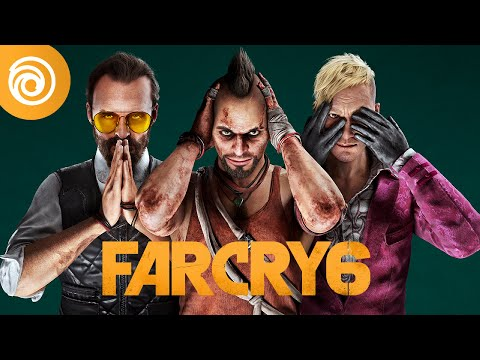 Far Cry 6: Season Pass Trailer   Werde zum Schurken  #UbiForward   Ubisoft [DE]