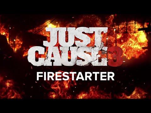 JUST CAUSE 3 - Firestarter-Trailer