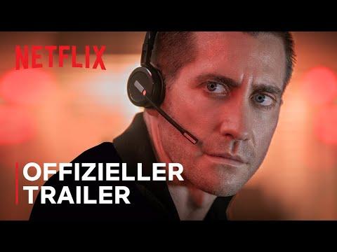 The Guilty | Offizieller Trailer | Jake Gyllenhaal | Netflix