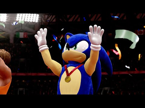 Olympic Games Tokyo 2020 – The Official Video Game - Sonic Costume Announcement