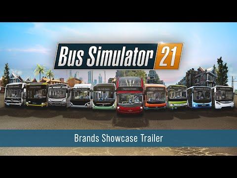 Bus Simulator 21 – Brands Showcase Trailer