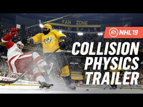 NHL 19 | RPM Tech | Collision Physics Trailer