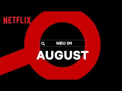 Neu auf Netflix | August 2020