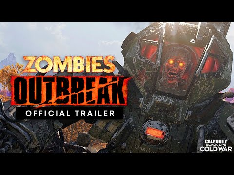 OUTBREAK Trailer   Season Two   Call of Duty®: Black Ops Cold War