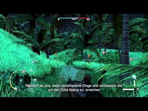 Far Cry 3: Insel-Karteneditor [DE]