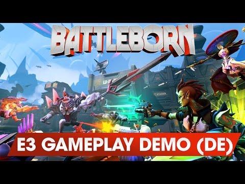 Battleborn E3 Gameplay Demo [DE]