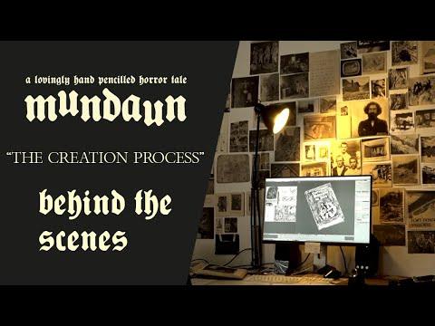 Mundaun Behind-The-Scenes   The Creation Process