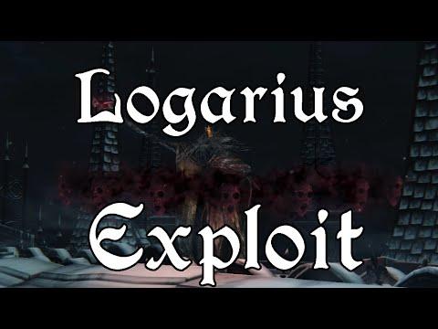 Easy mode Logarius [FIXED]