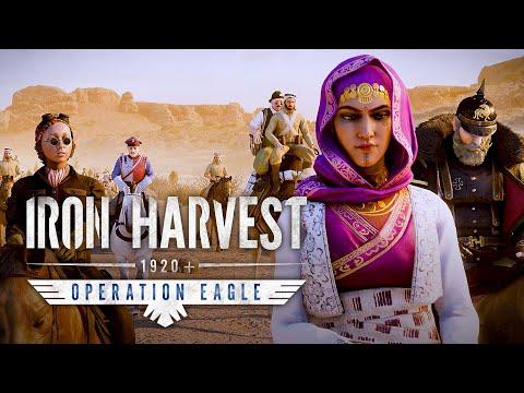 Iron Harvest – Operation Eagle Story Trailer [DE]