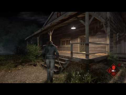 Friday the 13th: The Game - Misfits 'Friday the 13th' and Jason Part 6 Gameplay Reveal!