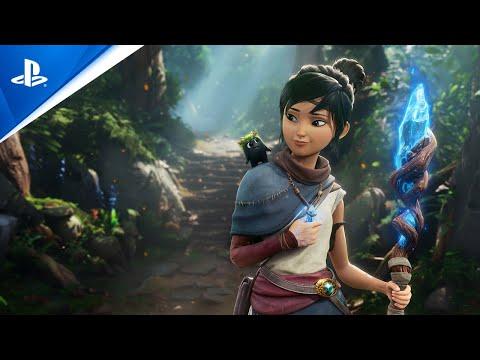 Kena: Bridge of Spirits - State of Play Trailer   PS5, PS4
