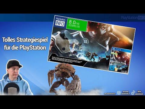 Phoenix Point Behemoth Edition PlayStation Version gespielt und Meinung zum Spiel + Test