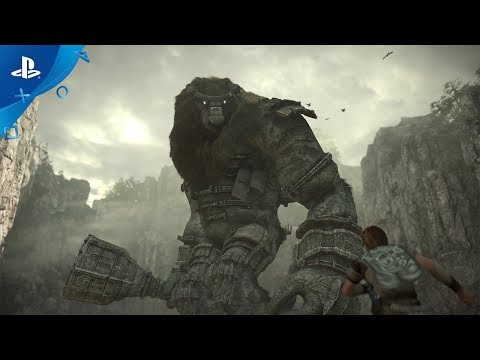 Shadow of the Colossus - PS4 Trailer | E3 2017