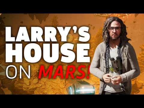 Far Cry 5 Lost on Mars - Larry's House Gameplay