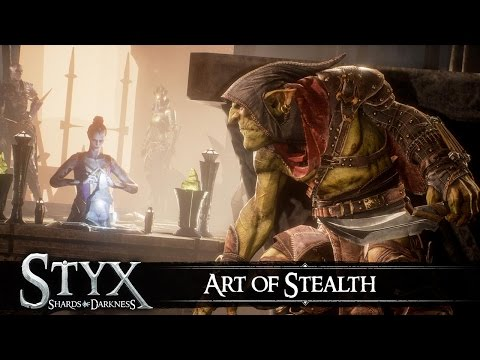 Styx: Shards of Darkness - Art of Stealth Trailer