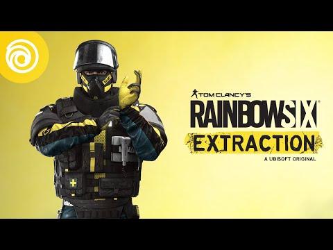 Rainbow Six Extraction — Operator Showcase: Doc