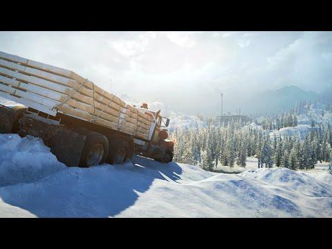 SnowRunner – Teaser Trailer