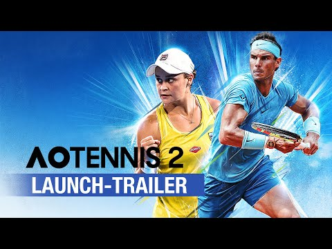 AO Tennis 2 | Launch-Trailer