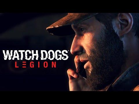 Watch Dogs Legion Bloodline Intro