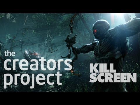 Behind The Scenes of Crysis 3: Kill Screen Episode 1
