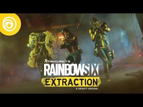 Rainbow Six Extraction: Cinematic Reveal -Trailer | Ubisoft [DE]