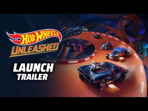 Hot Wheels Unleashed™ Launch Trailer