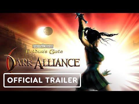 Baldur's Gate: Dark Alliance - Official Launch Trailer