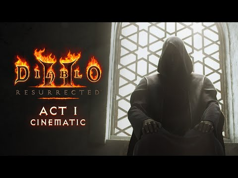Diablo® II: Resurrected™ | Video von Akt I