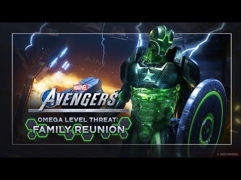 Marvel's Avengers - Bedrohungsstufe Omega: Familientreffen Trailer