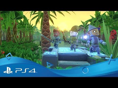 Portal Knights | Console Announcement Trailer | PS4