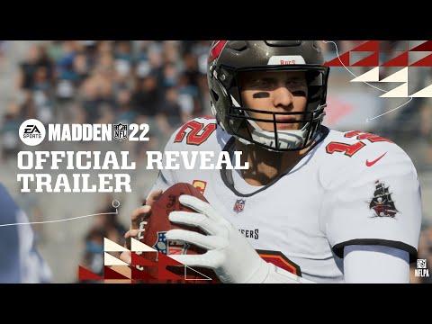 Madden NFL 22   Offizieller Reveal Trailer   Hier passiert der Spieltag