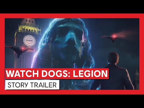 Watch Dogs: Legion – Story Trailer | Ubisoft [DE]